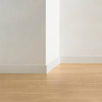 Плинтус Quick Step Cover для покраски, МДФ 128*16 мм