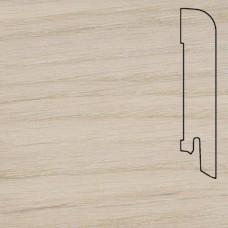 Плинтус Pedross, Дуб беленый 70x15 шпон