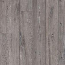 Ламинат Pergo кол.Living Expression, Long Plank 4V Реставрированный серый дуб, Планка