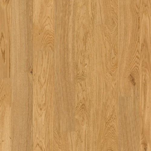 Паркетная доска Quick Step кол.Castello, Дуб традиционный натуральный матовый , матовый лак