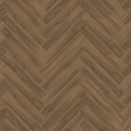 Винил Kahrs Click Herringbone 2101 Redwood